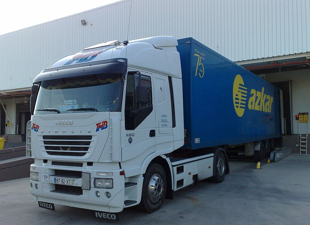 TMB (Transportes Magalhaes & Bruno Lda) Iveco234