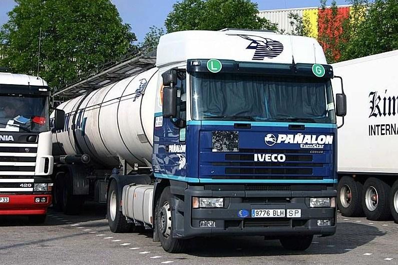 Panalon  (Villarrobledo - Albacete) - Page 4 Iveco363