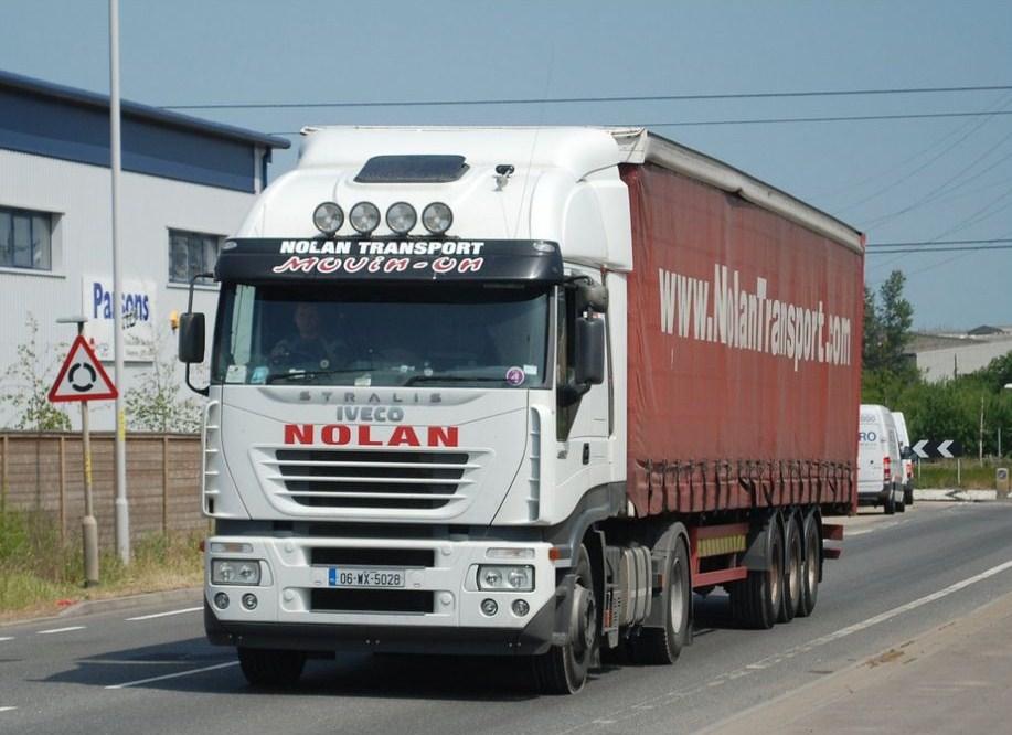 Nolan Transport - Wexford Iveco367