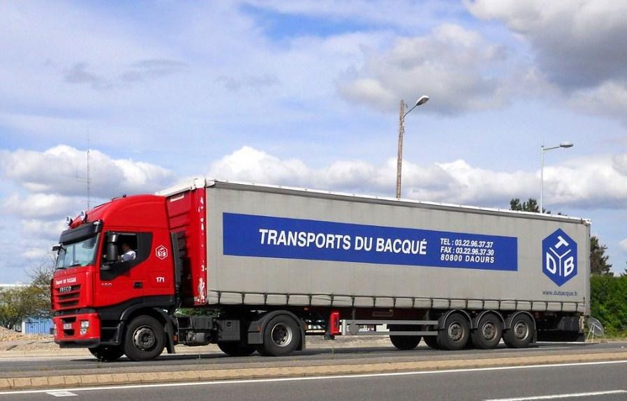 Tps Du Bacqué  (Daours, 80) Iveco387