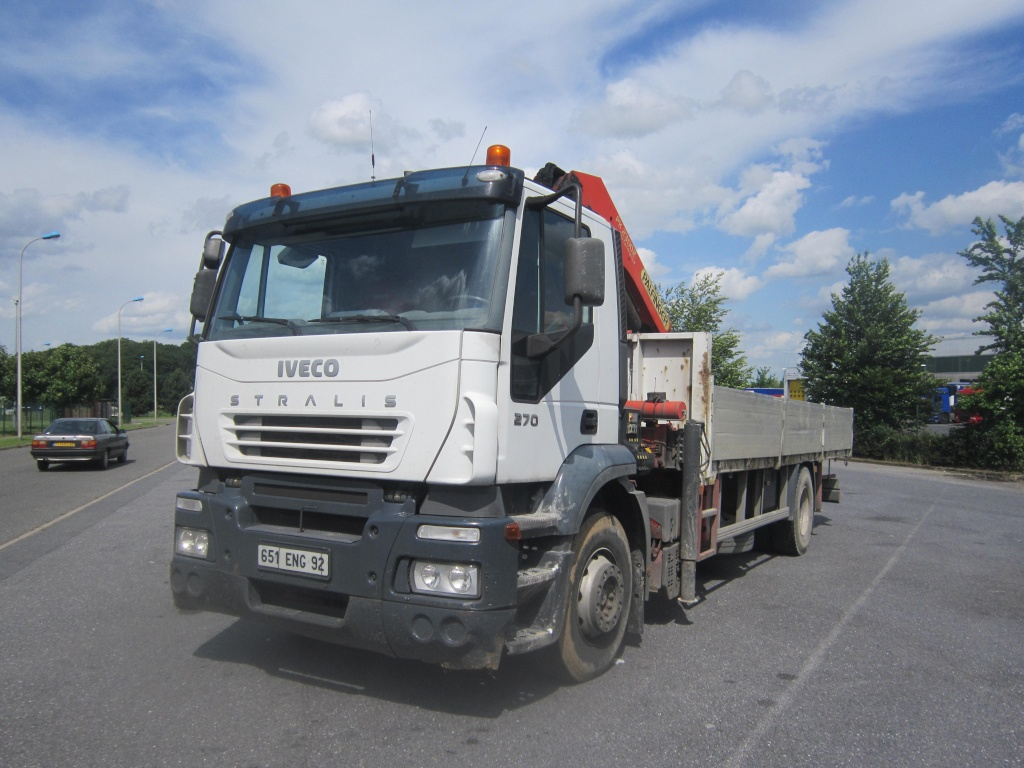 Iveco Stralis  - Page 2 Iveco412