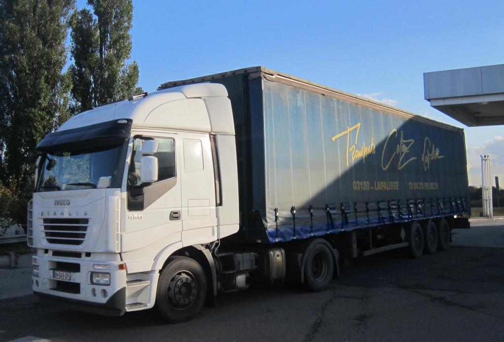 Transports Cafiere (Lapalisse 03) Iveco428