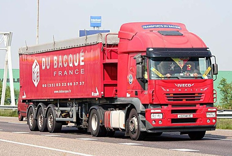 Photos de camions et de transporteurs - Portail Iveco_36