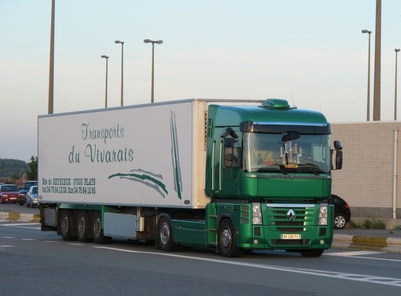 Transports du Vivarais (Pont de l'Isere, 26) Magnu321