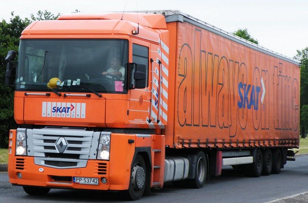 Skat Transport sp. z o.o. - Gdańsk Magnu333