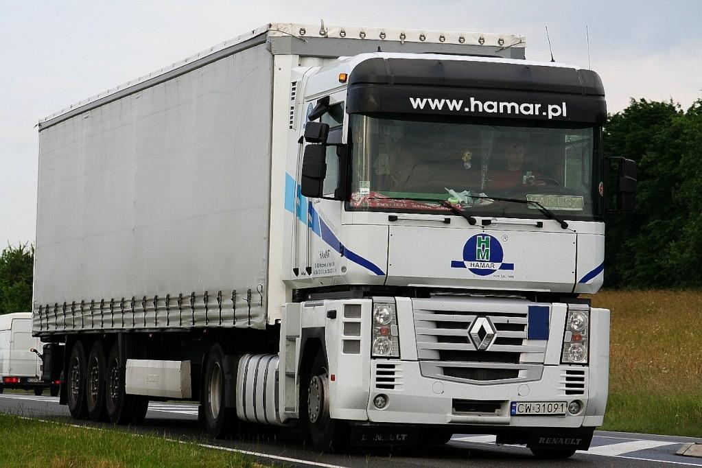 Hamar  (Wloclawek) Magnu406