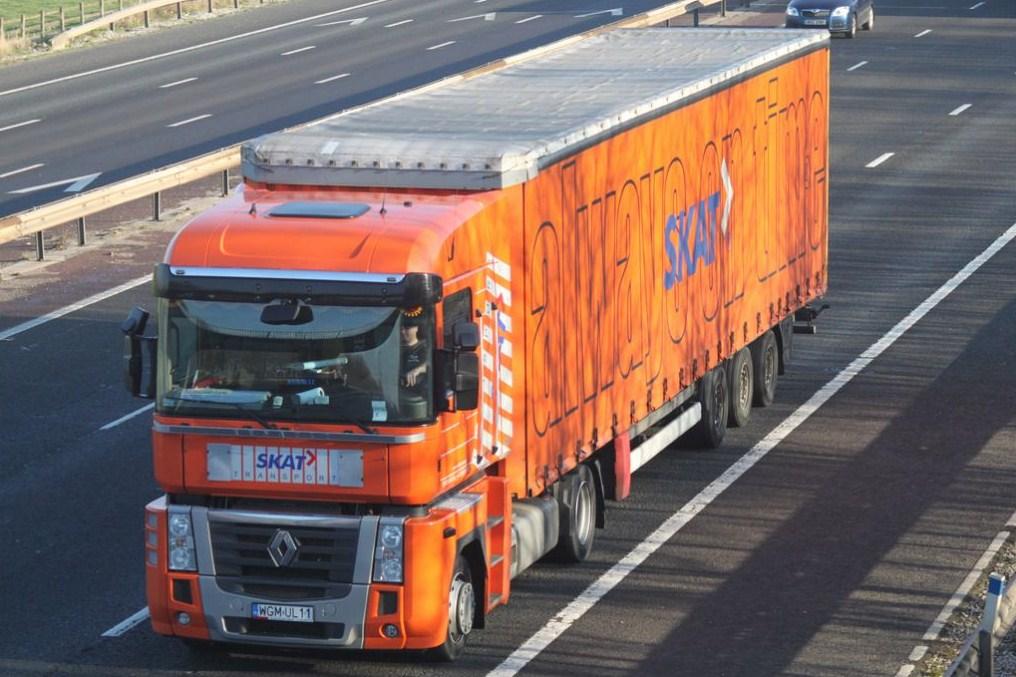 Skat Transport sp. z o.o. - Gdańsk Magnu443