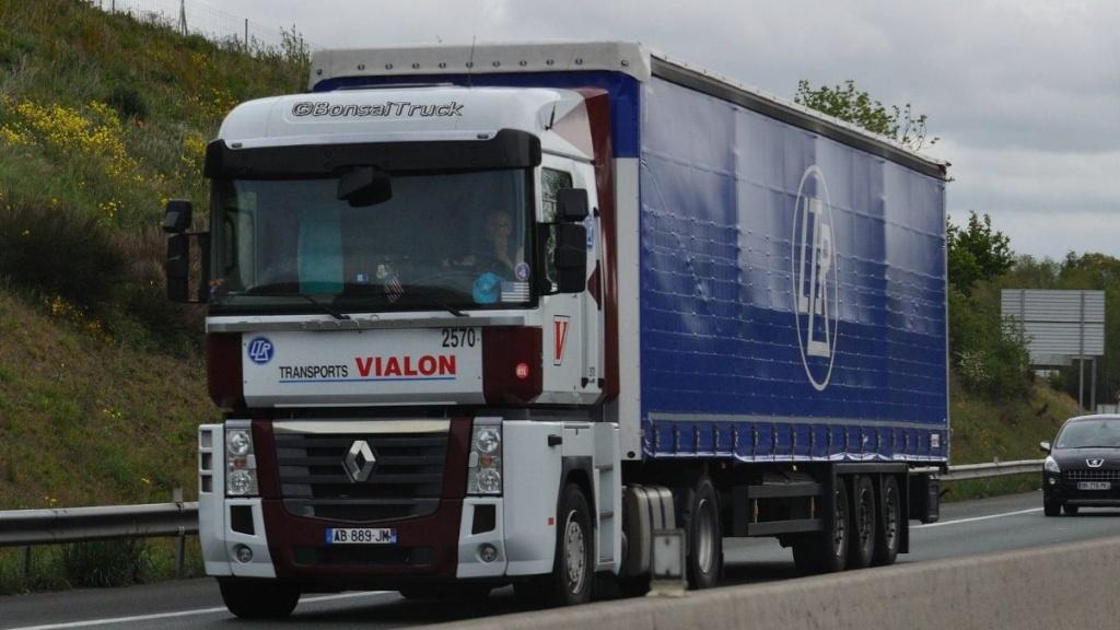 Transports J Vialon (La Fouillouse, 42) Magnu459