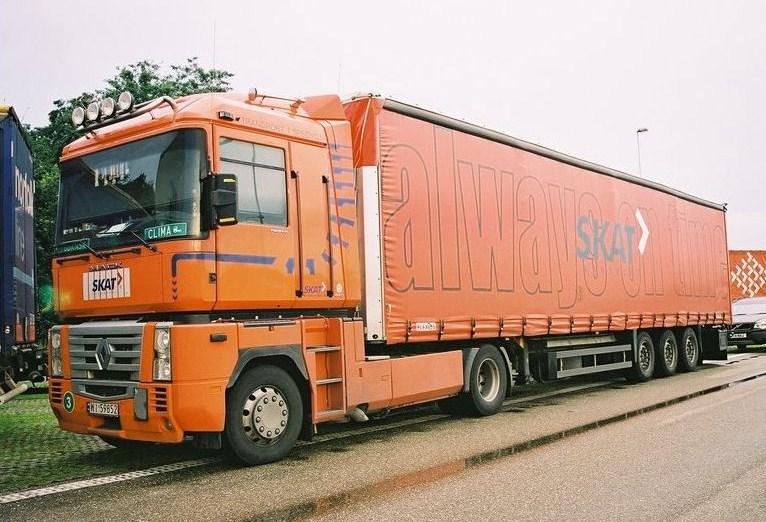 Skat Transport sp. z o.o. - Gdańsk Magnum37