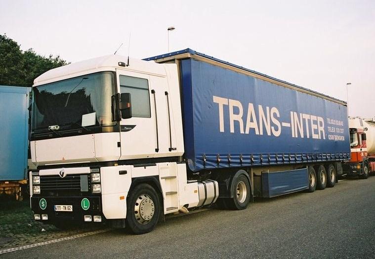 Trans- Inter (Tatinghem)(62) Magnum58