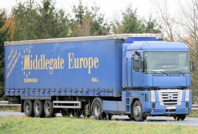 Middlegate Europe.(Zeebrugge) Magnum97