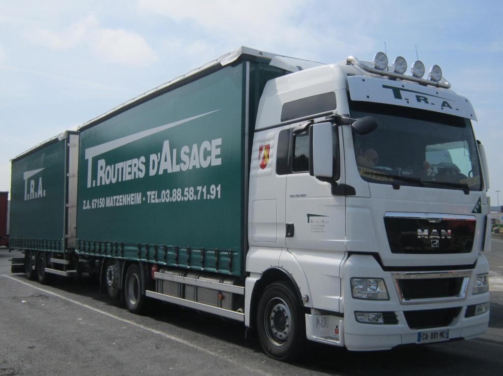 Transports Routiers d'Alsace (Matzenheim 67) Man_t592