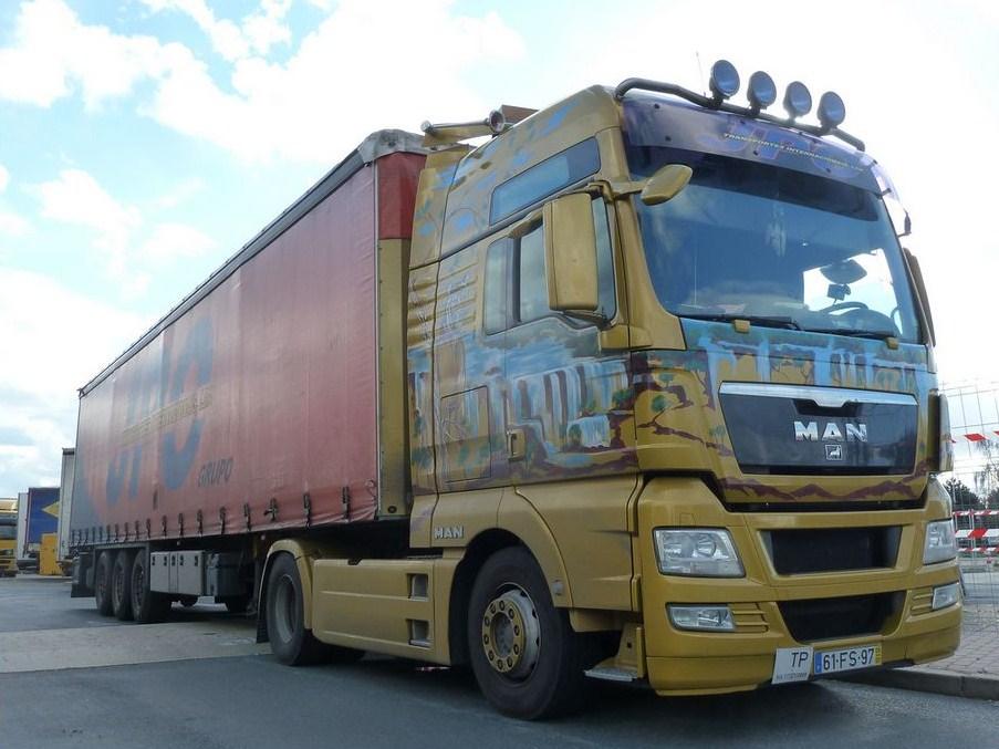 JPO Transportes Internacionais  Man_t696