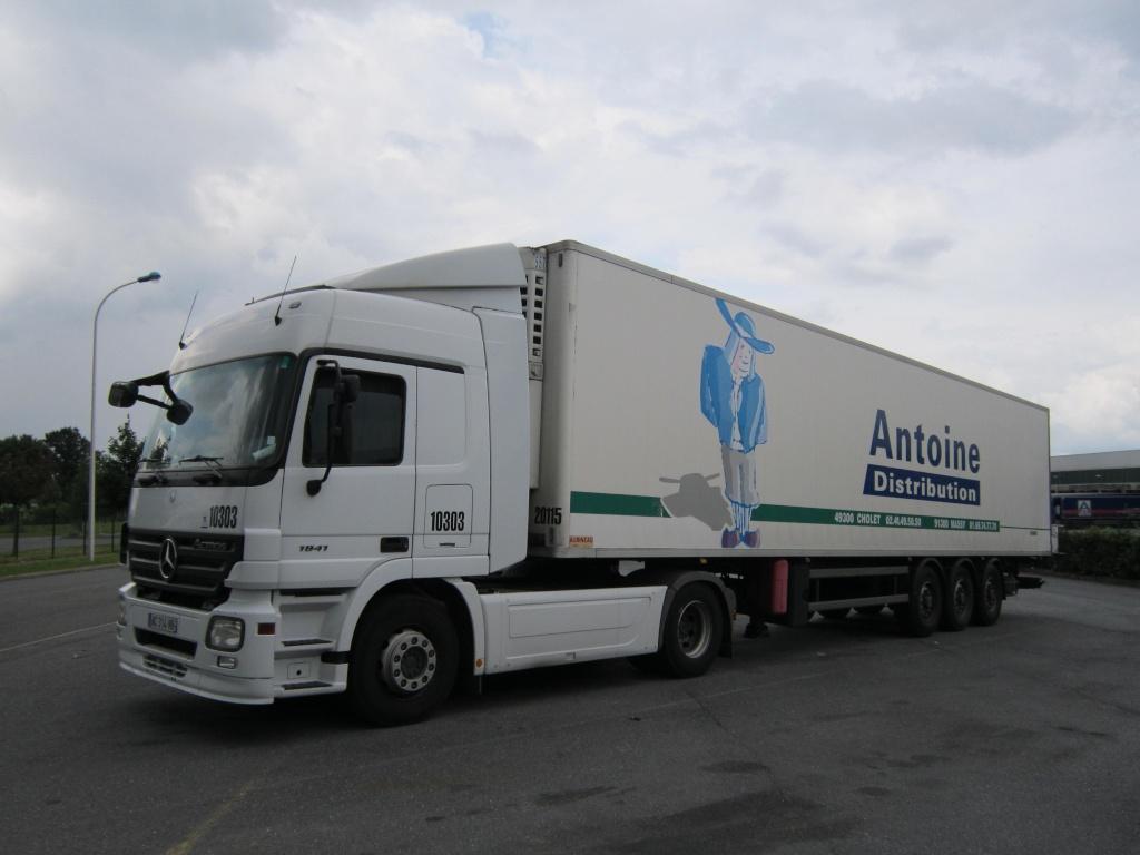 Antoine Distribution (Cholet, 49) Mb_ac170