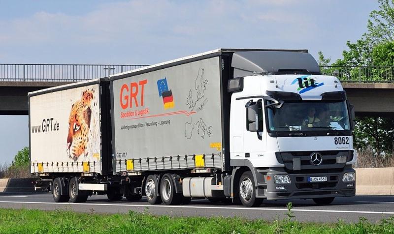 LIT Logistics Information Transport  (Brake) Merce191