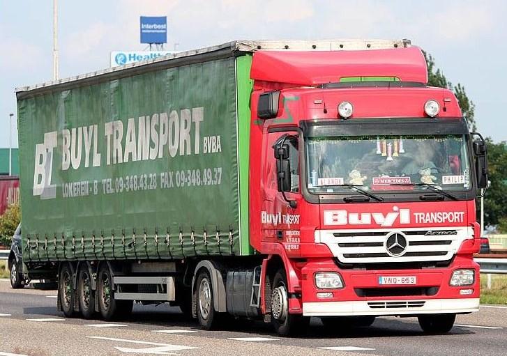 Buyl Transport (Lokeren) Merce254