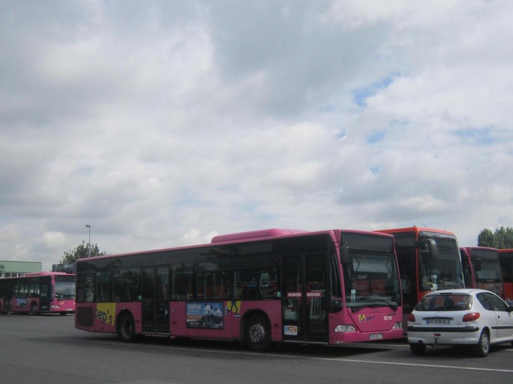 Cars et Bus d'Ile de France - Page 2 Merce595