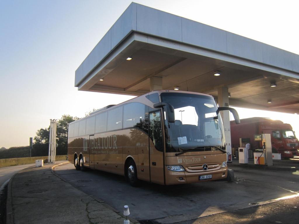 Cars et Bus de République Tchéque Merce596