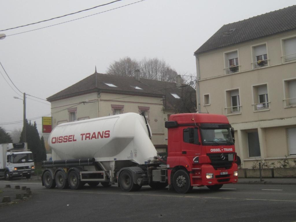 Oissel Trans.(groupe Charles André)(Oissel, 76) Merce624