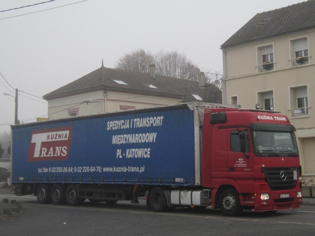 Kuznia Trans (Katowice) Merce631