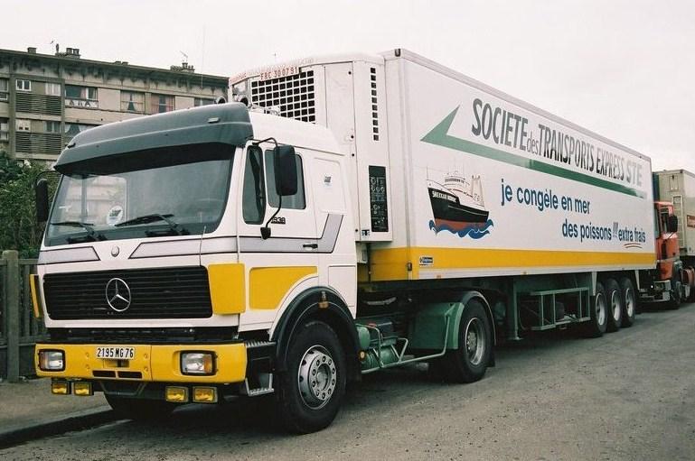 STE Société des Transports Express (76) Merced13