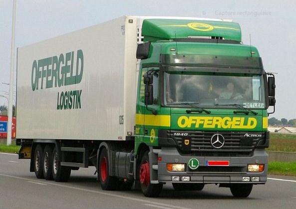 Offergeld Logistik (Wurselen) Merced51