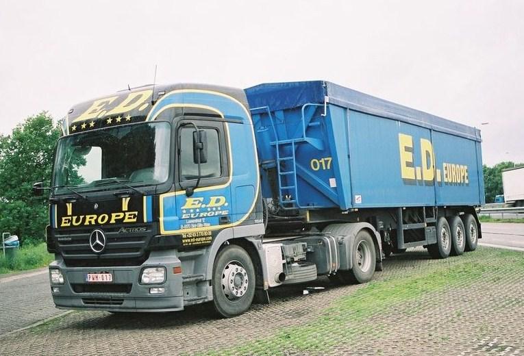 E.D. Europe (Eddy Dullaert)(Sint Gillis-Waas) Merced57