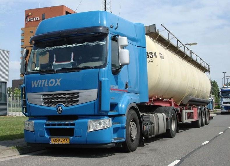 Witlox Bulktransport  (Oirschot) Premi167