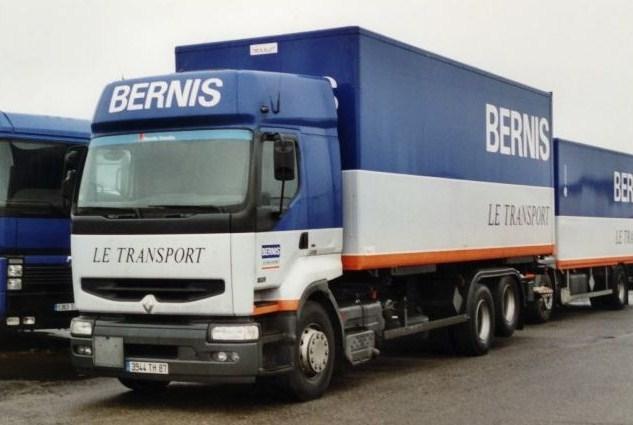 Groupe Bernis Geodis France Express Premi207