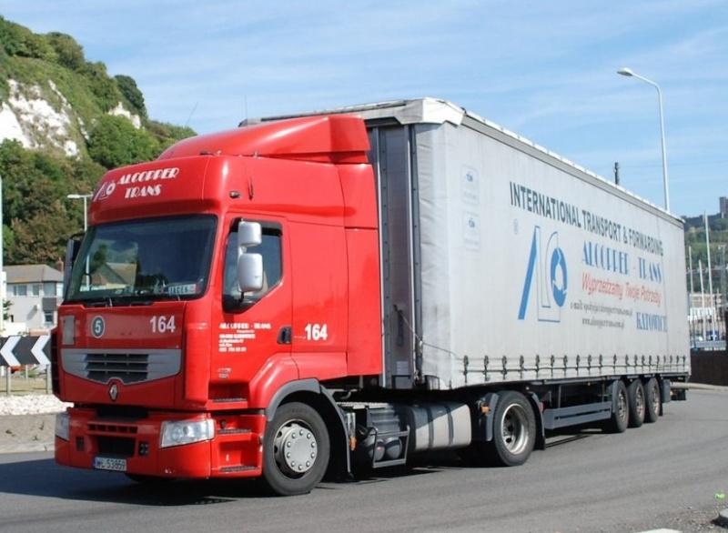 Alcopper Trans Logistics. (Katowice) Premi235