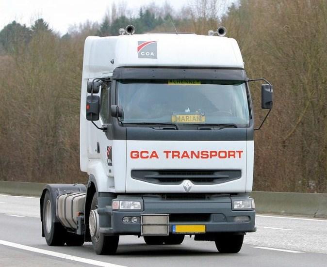 GCA Transport (Groupe Charles André)(Moerdijk) Premi260