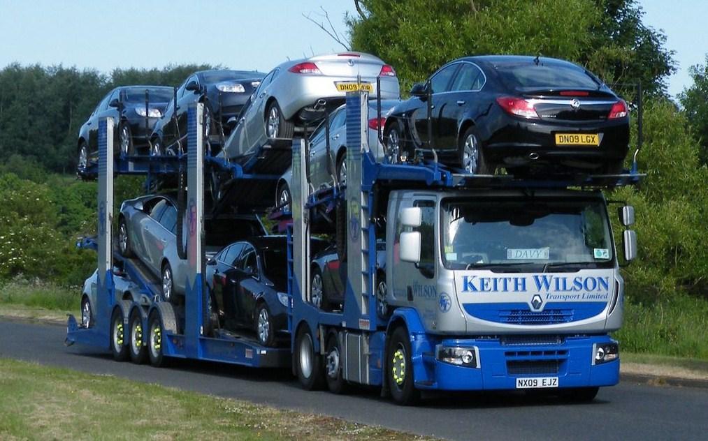 Keith Wilson Transport Ltd (Peterlee) Premi292