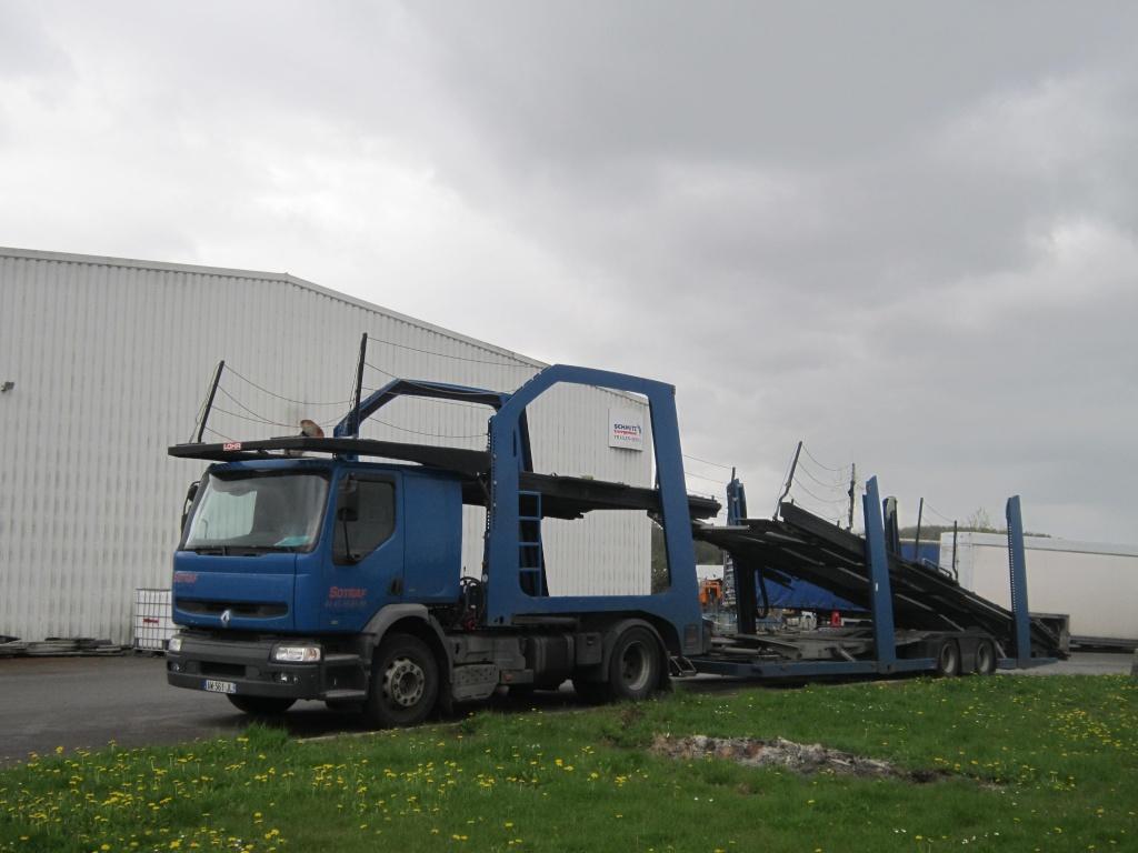 SOTRAF Société Transport Affrêtement  (Groupe STVA) (Valenton 94) Premi384