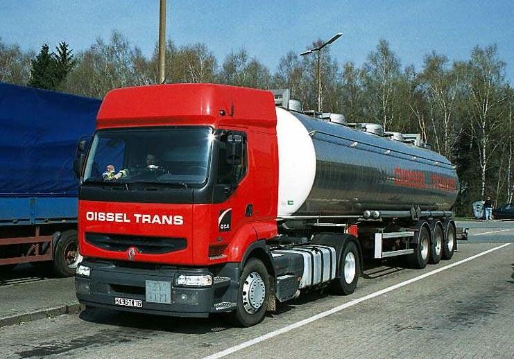 Oissel Trans.(groupe Charles André)(Oissel, 76) Premiu62