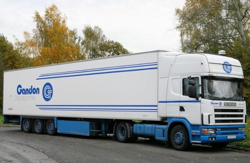 Gandon Transport  (Mayenne 53) Scani109