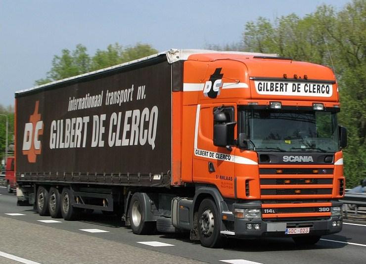 Gilbert De Clercq (Sint Niklaas) Scani131
