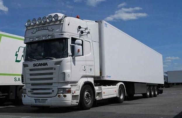 Transports Coste (La Boisse 01) Scani219