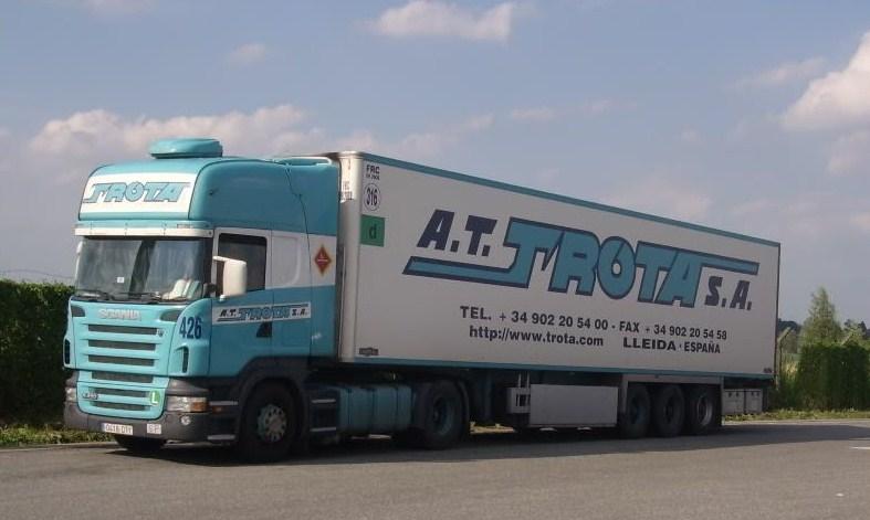 A.T Trota s.a (Lleida) - Page 2 Scani282