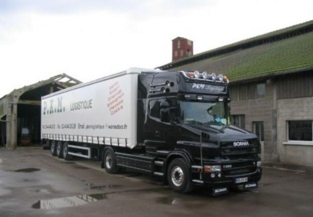 PKM Logistique - Noyon (60) Scani303