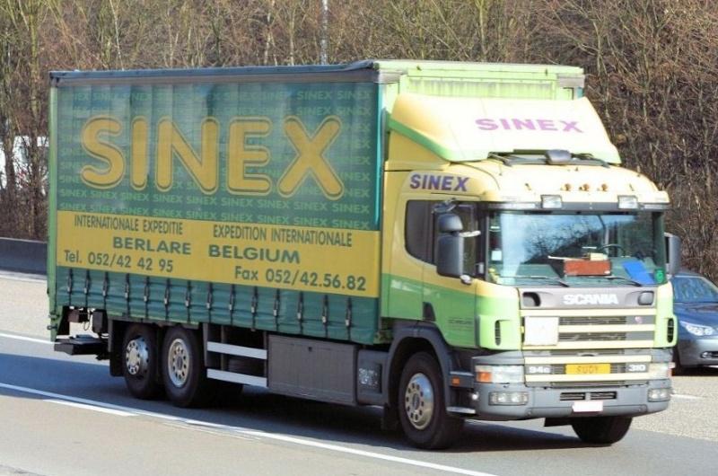 Sinex (Berlare) Scani423