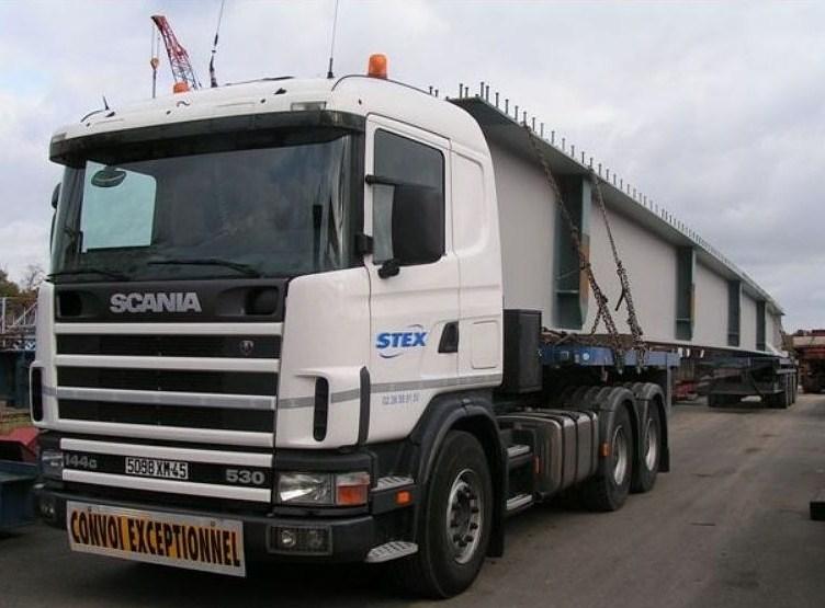 Stex (Chateauneuf sur Loire, 45) Scani430