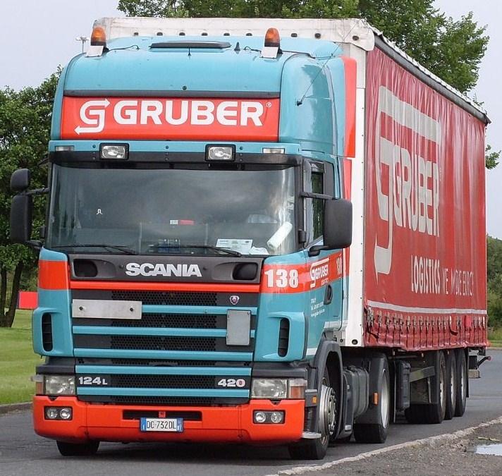 Gruber Logistics (Padova) Scani777