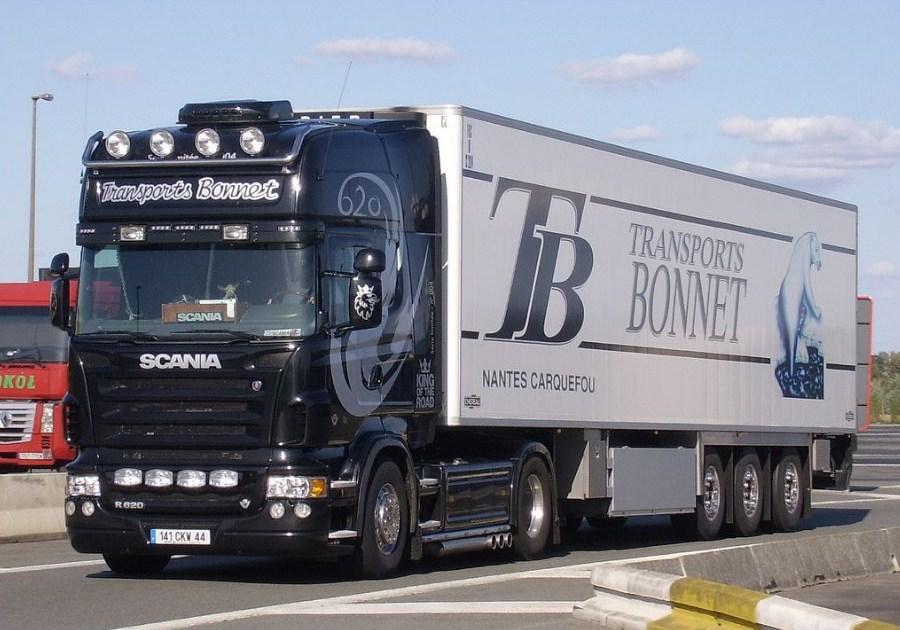 Transports Bonnet (Carquefou, 44) Scani911