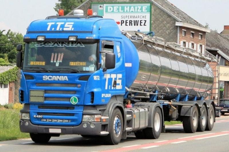 TTS (Grace-Hollogne) (Jost Group) Scania34