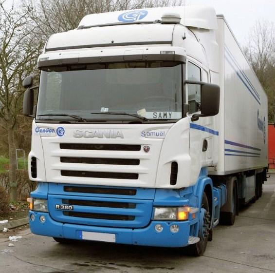 Gandon Transport  (Mayenne 53) Scania42