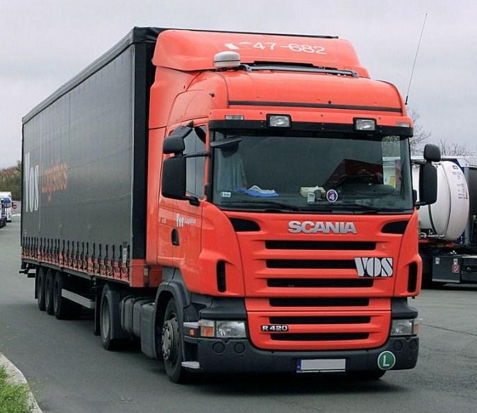 Harry Vos Logistics (Oss) - Page 3 Scania47