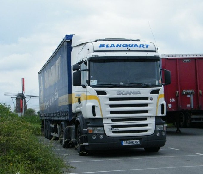 Blanquart (Renescure 59) Scania54