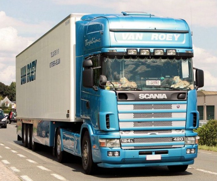 Van Roey (Kortenberg) Scania74
