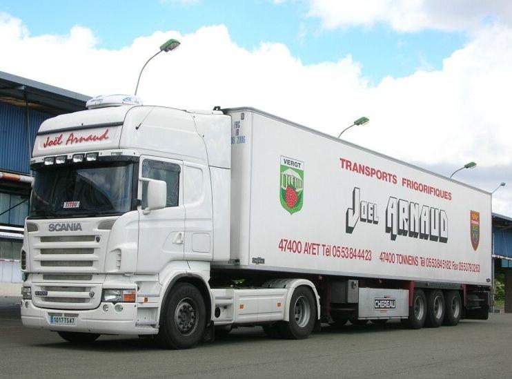 Joel Arnaud (Tonneins 47) Scania93