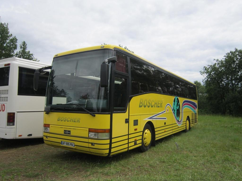 Cars et Bus de la région Centre Van_ho18